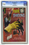 Bronze Age (1970-1979):Horror, Dark Shadows #12 File Copy (Gold Key, 1972) CGC NM+ 9.6 Off-whitepages. Joe Certa art. This is currently the highest grade ...