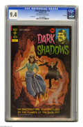 Bronze Age (1970-1979):Horror, Dark Shadows #13 File Copy (Gold Key, 1972) CGC NM 9.4 Off-white towhite pages. Joe Certa art. Overstreet 2005 NM- 9.2 valu...