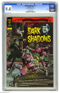 Bronze Age (1970-1979):Horror, Dark Shadows #17 File Copy (Gold Key, 1972) CGC NM 9.4 Off-whitepages. This is currently the highest grade awarded by CGC f...