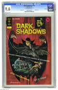 Bronze Age (1970-1979):Horror, Dark Shadows #18 File Copy (Gold Key, 1973) CGC NM+ 9.6 Off-whitepages. Joe Certa art. This is currently the highest grade ...