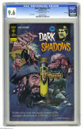 Bronze Age (1970-1979):Horror, Dark Shadows #19 File Copy (Gold Key, 1973) CGC NM+ 9.6 Off-whitepages . Joe Certa art. This is currently the highest grade...