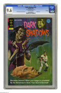 Bronze Age (1970-1979):Horror, Dark Shadows #24 File Copy (Gold Key, 1974) CGC NM+ 9.6 Off-whitepages. Arnold Drake story, Joe Certa art. Painted cover. O...
