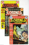 Bronze Age (1970-1979):Miscellaneous, DC Bronze Age Group (DC, 1971-73) Condition: Average FN. Twentytwo-issue lot includes Strange Adventures #229 (64 pages... (22Comic Books)