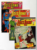 Bronze Age (1970-1979):Miscellaneous, DC Bronze Age Superman Group (DC, 1972-74) Condition: VG+ 4.5. TheMan of Tomorrow's significant others is the subject of th... (12Comic Books)