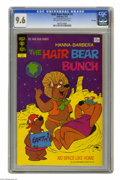 Bronze Age (1970-1979):Cartoon Character, Hair Bear Bunch #2 File copy (Gold Key, 1972) CGC NM+ 9.6 Off-whiteto white pages. Overstreet 2005 NM- 9.2 value = $30. CGC...