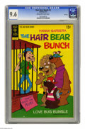 Bronze Age (1970-1979):Cartoon Character, Hair Bear Bunch #3 File Copy (Gold Key, 1972) CGC NM+ 9.6 Off-whiteto white pages. Overstreet 2005 NM- 9.2 value = $30. CGC...