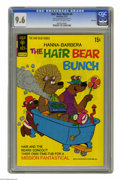 Bronze Age (1970-1979):Cartoon Character, Hair Bear Bunch #6 File copy (Gold Key, 1973) CGC NM+ 9.6 Off-whiteto white pages. Overstreet 2005 NM- 9.2 value = $30. CGC...
