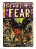 Golden Age (1938-1955):Horror, Haunt of Fear Group (EC, 1953-54) Condition: GD/VG 3.0. Here is acreepy collection of The Haunt of Fear, including issu... (2 ComicBooks)