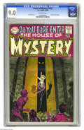 Silver Age (1956-1969):Horror, House of Mystery #174 (DC, 1968) CGC VF/NM 9.0 Off-white pages. Joe Orlando cover. Mystery format begins. Overstreet 2005 VF...
