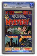 Bronze Age (1970-1979):Horror, House of Mystery #224 (DC, 1974) CGC NM 9.4 Off-white to whitepages. 100 Page Super Spectacular. Frank Robbins, Gerry Taloc...