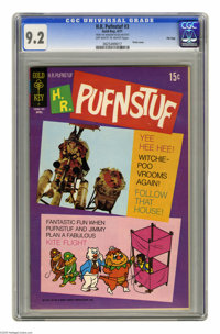 H.R. Pufnstuf #3 File Copy (Gold Key, 1971) CGC NM- 9.2 Off-white to white pages. Photo cover. Overstreet 2005 NM- 9.2 v...