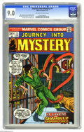 Bronze Age (1970-1979):Horror, Journey Into Mystery (2nd Series) #3 (Marvel, 1973) CGC VF/NM 9.0Off-white to white pages. Adaptation of a story by Psych...