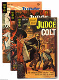 Bronze Age (1970-1979):Western, Judge Colt File Copies Group (Gold Key, 1969-70) Condition: Average VF/NM. This group includes thirteen copies of #1, fourte... (49 Comic Books)