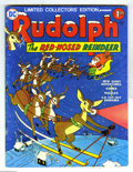 Bronze Age (1970-1979):Miscellaneous, Limited Collectors' Edition #42 Rudolph the Red-Nosed Reindeer (DC,1976) Condition: FN. Overstreet 2005 FN 6.0 value = $15....