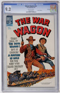 Silver Age (1956-1969):Western, Movie Classics The War Wagon - File Copy (Dell, 1967) CGC NM- 9.2Off-white pages....