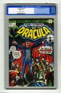 Bronze Age (1970-1979):Horror, Tomb of Dracula #7 (Marvel, 1973) CGC NM- 9.2 Off-white to whitepages. Gene Colan and Tom Palmer cover and art. Overstreet ...