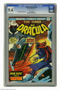 Bronze Age (1970-1979):Horror, Tomb of Dracula #20 (Marvel, 1974) CGC NM 9.4 Off-white to whitepages. Gil Kane cover. Gene Colan and Tom Palmer art. Overs...