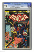 Bronze Age (1970-1979):Horror, Tomb of Dracula #24 (Marvel, 1974) CGC NM+ 9.6 Off-white to whitepages. Blade appearance. Gil Kane and Tom Palmer cover. Ge...
