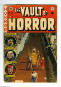 Golden Age (1938-1955):Horror, Vault of Horror Group (EC, 1953-54). More evil entrees from themadmen at EC Comics! This lot includes The Vault of Horror... (2Comic Books)