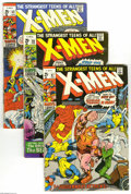 Bronze Age (1970-1979):Superhero, X-Men Group (Marvel, 1970-77) Condition: Average VG/FN.Scintillating selection of Bronze Age mutant madness, includingX-... (29 Comic Books)