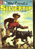Golden Age (1938-1955):Miscellaneous, Four Color #625-648 Bound Volume Group (Dell, 1955) Condition: Average VG. Two bound volumes featuring Four Color one-sh... (2 )