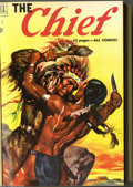 Golden Age (1938-1955):Western, Indian Chief Bound Volume (Dell, 1951-59). These are WesternPublishing file copies which have been trimmed and bound into t...(3 )
