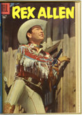 Golden Age (1938-1955):Western, Rex Allen Comics #2-31 Bound Volume (Dell, 1951-58). You can getthe entire run of this series, # 2, 3, 4, 5, 6, 7, 8, 9, 10... (3 )