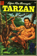 Golden Age (1938-1955):Adventure, Tarzan #61-84 Bound Volume Group (Dell, 1954-56) Condition: VG. Swing with the Jungle Lord in these two bound volumes. Vol. ... (2 )