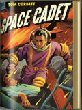 Golden Age (1938-1955):Science Fiction, Tom Corbett Space Cadet #6-11 Bound Volume (Dell, 1953). These are Western Publishing file copies which have been trimmed an...