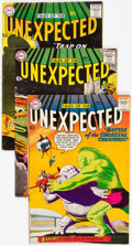 Silver Age (1956-1969):Horror, Tales of the Unexpected #40-43 Group (DC, 1959) Condition: AverageVG/FN.... (Total: 4 Comic Books)