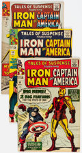 Golden Age (1938-1955):Science Fiction, Tales of Suspense Group of 12 (Marvel, 1964-67) Condition: AverageFN.... (Total: 12 Comic Books)