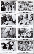 "Movie Posters:Horror, Night of the Witches (Medford Film, 1970). Photos (23) (8"" X 10""). Horror.. ... (Total: 23 Items)"