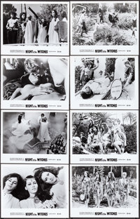 "Night of the Witches (Medford Film, 1970). Photos (23) (8"" X 10""). Horror. ... (Total: 23 Items)"