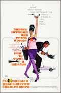 "Movie Posters:Crime, How to Steal a Million (20th Century Fox, 1966). One Sheet (27"" X41"") Robert McGinnis Artwork. Crime.. ..."