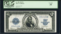 Large Size:Silver Certificates, Fr. 282 $5 1923 Silver Certificate PCGS Very Fine 35.. ...
