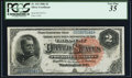 Large Size:Silver Certificates, Fr. 243 $2 1886 Silver Certificate PCGS Very Fine 35.. ...