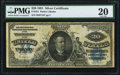 Large Size:Silver Certificates, Fr. 321 $20 1891 Silver Certificate PMG Very Fine 20.. ...