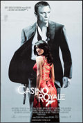 "Movie Posters:James Bond, Casino Royale (MGM, 2006). British One Sheet (27"" X 40"") DS. James Bond.. ..."