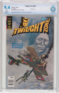 Bronze Age (1970-1979):Horror, Twilight Zone #85 (Gold Key, 1978) CBCS Restored NM 9.4 (SA) Whitepages....
