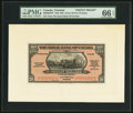 Canadian Currency, Port of Spain, Trinidad- The Royal Bank of Canada $20 1.3.1938 Ch.#630-68-04FP and #630-68-04BP Front & Back Proofs.. ... (Total:2 notes)