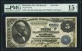 National Bank Notes:Hawaii, Honolulu, HI - $5 1882 Value Back Fr. 574 The First NB of Hawaii Ch. # (P)5550. ...