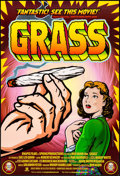 "Movie Posters:Documentary, Grass (Unapix, 2000). One Sheet (27"" X 40"") SS. Documentary.. ..."