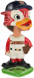 Baseball Collectibles:Hartland Statues, 1963-66 St. Louis Cardinals Nodder. . ...