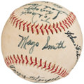 "Autographs:Baseballs, Baseball Greats ""All-Star Game 1969"" Multi-Signed Baseball (9Signatures) with Williams & Stengel.. ..."
