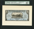 Canadian Currency, Bridgetown, Barbados-The Royal Bank of Canada $20 1.2.1920 Ch. #630-30-04FP and #630-30-04BP Front & Back Proofs.. ... (Total: 2 notes)