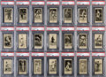 Baseball Cards:Sets, 1916 Indianapolis Brewing Company Near Set (187/200) - A Newly Discovered Collection! . ... (Total: 187 items)