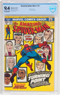 Bronze Age (1970-1979):Superhero, The Amazing Spider-Man #121 (Marvel, 1973) CBCS NM 9.4 Off-white to white pages....