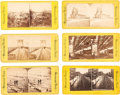 Photography:Stereo Cards, New York City: Extensive Collection of Stereoviews....