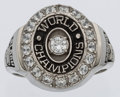 Football Collectibles:Others, 2010 Green Bay Packers Super Bowl XLV Ring.. ...