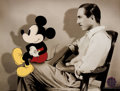 "Animation Art:Limited Edition Cel, ""Profiles of Imagination"" Mickey Mouse Limited Edition Cel (Walt Disney, 1999)...."